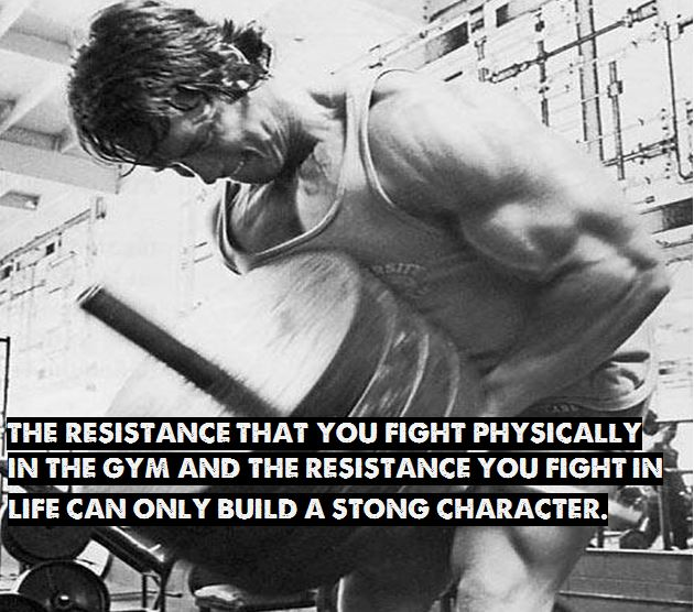 Arnold Motivational QUote 04