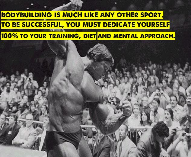 Arnold Motivational Quote 02