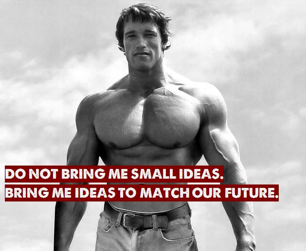 Arnold Motivational Quotes 09