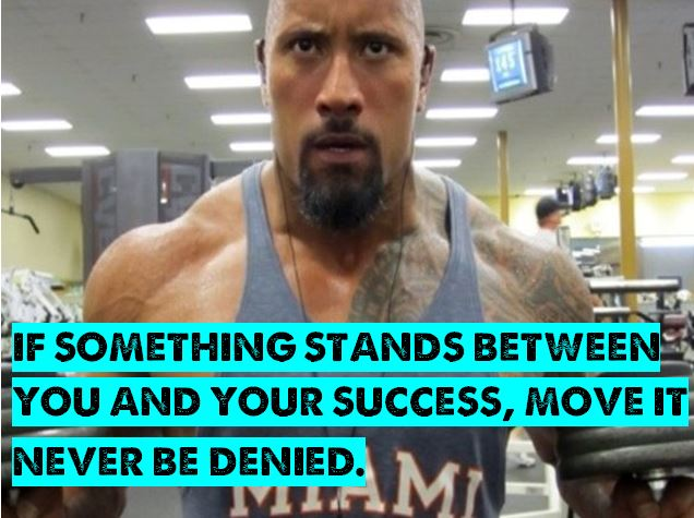 Dwayne Johnson Motivational Quotes 03