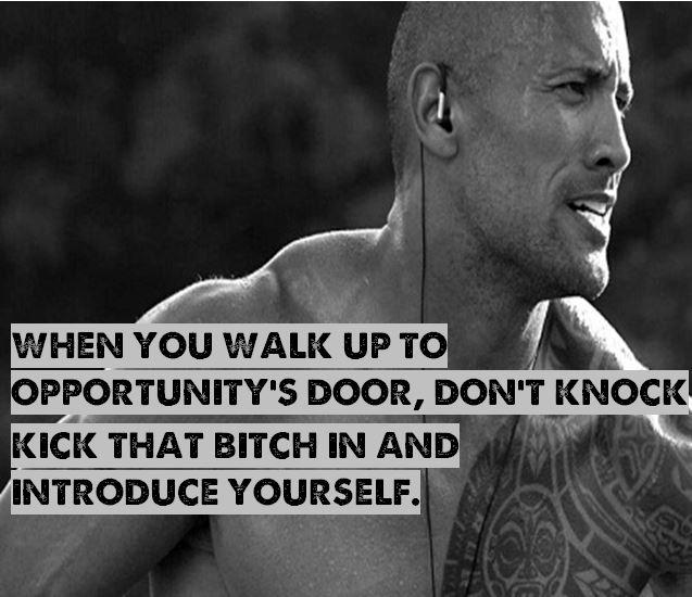 7 Dwayne Johnson Motivational Quotes