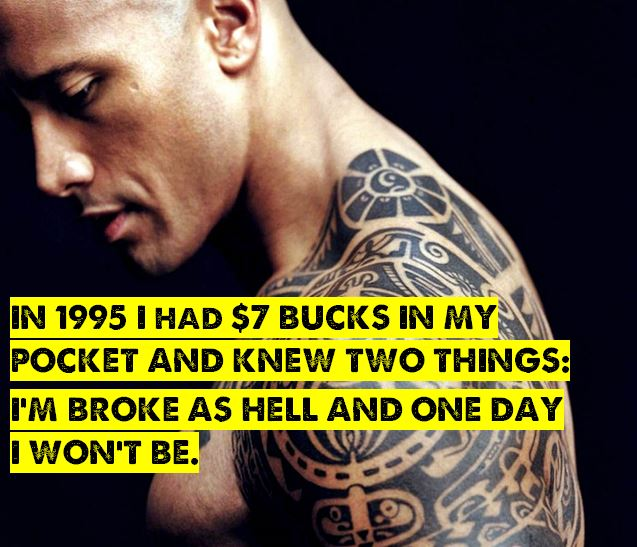 Dwayne Johnson Motivational Quotes 06