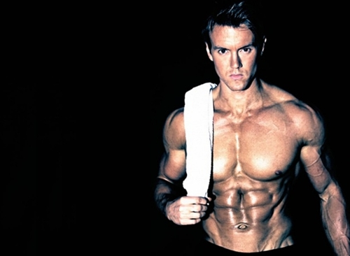 Male fitness model tumblr
