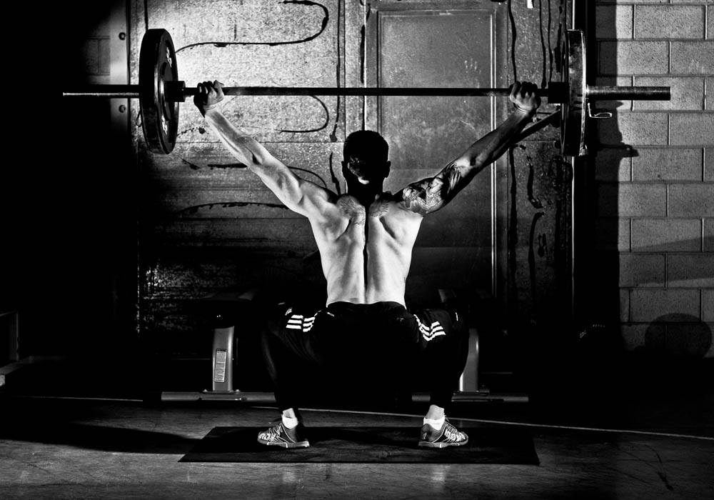 dynamic movements for core strength