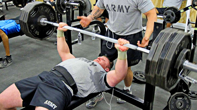 how to improve bench press max