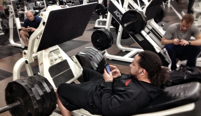 how to be a gym asshole 2