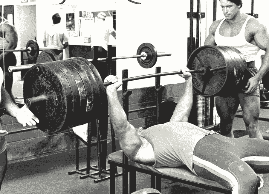 3 Fundamentals of a Powerful Bench Press