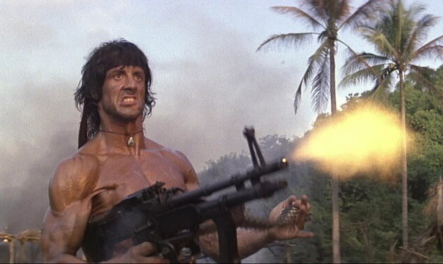 How to Go Rambo on Your Workout Goals