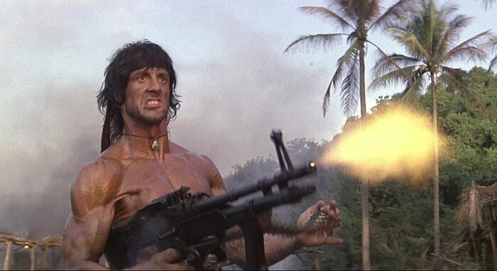 How to Go Rambo on Your Fitness Goals