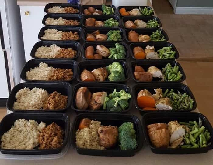 How to Meal Prep Like a Boss