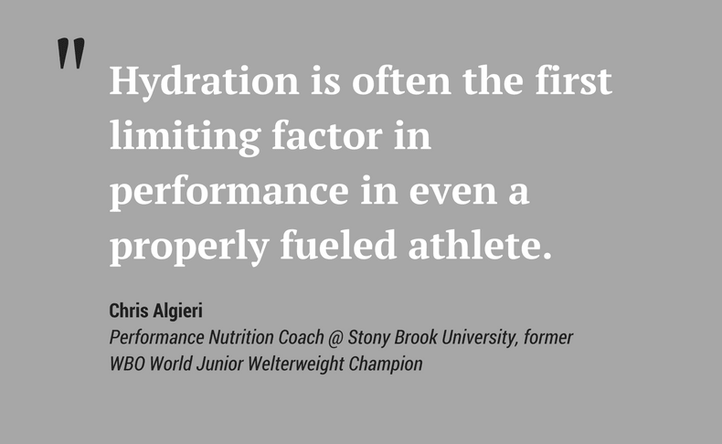 The Ultimate Guide to Hydration for Athletes