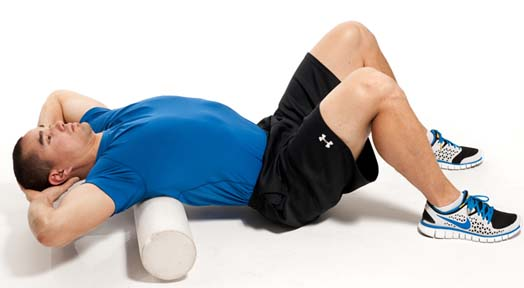 5 Scientifically Proven Benefits of Foam Rolling