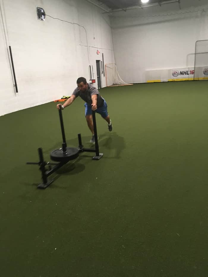 Speed Workout for Athletes How to Power Up Your Speed