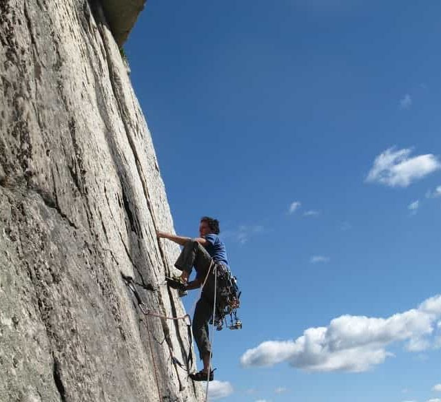 Strength Training for Rock Climbing: The Ultimate