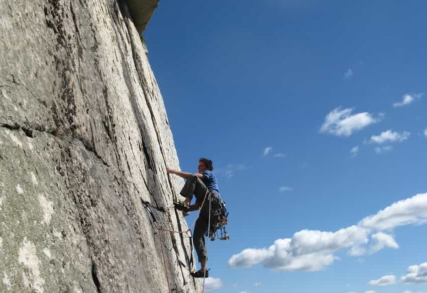 Strength Training for Rock Climbing: The Ultimate Back and Forearm Workout