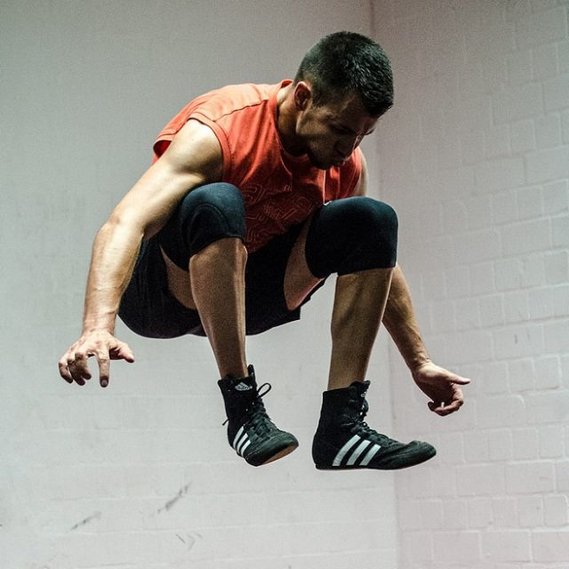Try This Routine for an Explosive Vertical Jump