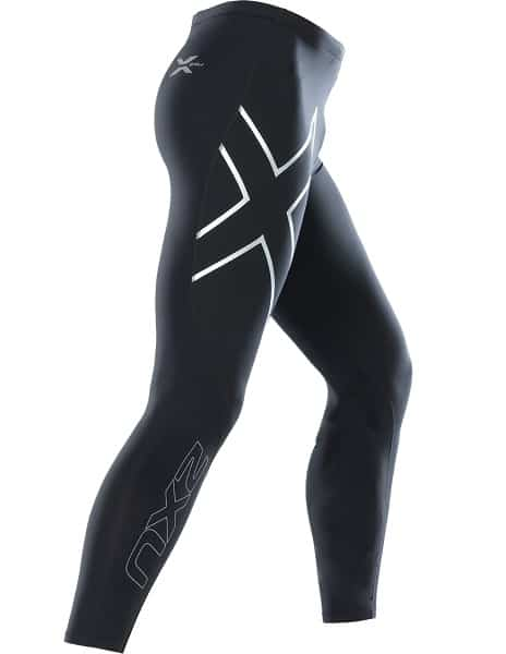 Gifts for Athletes: 2XU Men's Compression Tights