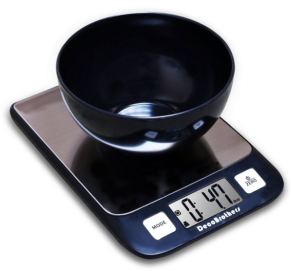 Gifts for Athletes Food Scale