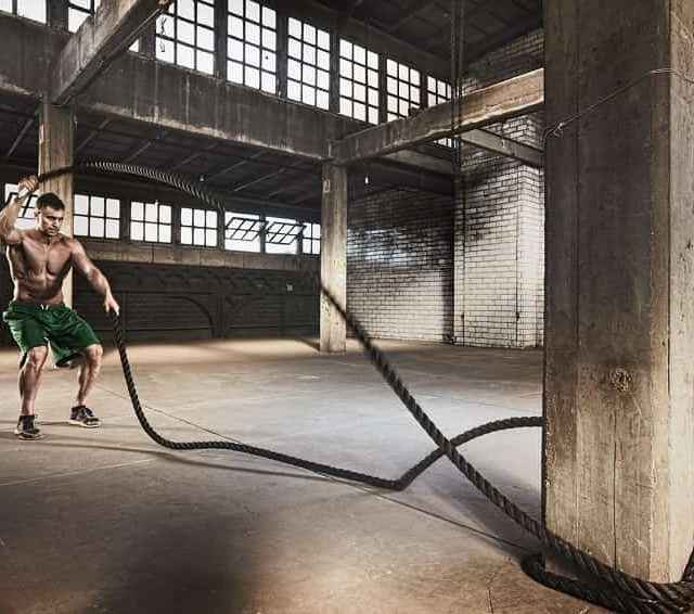 Battle Ropes: The Ultimate Tool for Getting in Killer Shape