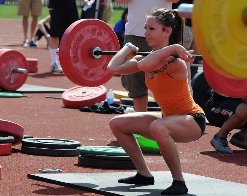 9 Reasons Athletes Should Do Front Squats