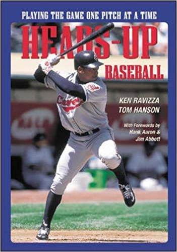 Heads Up Baseball Playing the Game One Pitch at a Time Book Summary