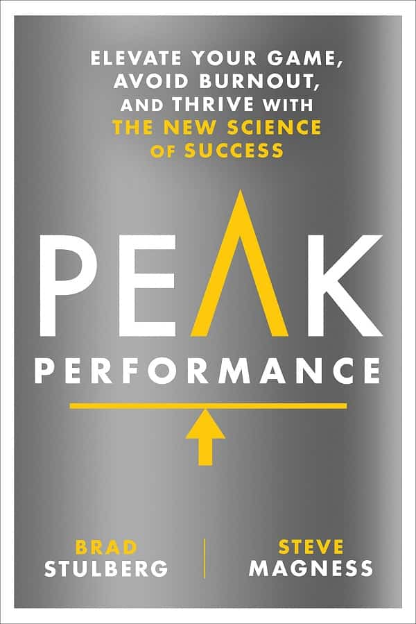 Mental Toughness Books for Athletes -- Peak Performance