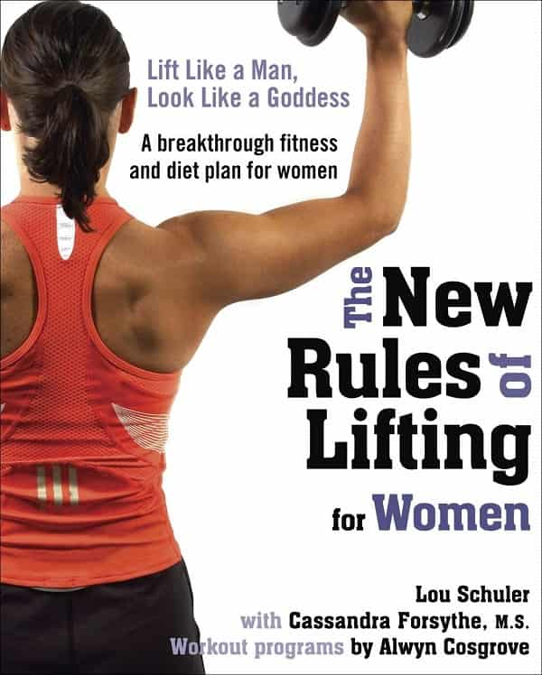 Best Beginners Fitness Book for Women - The New Rules of Lifting for Women