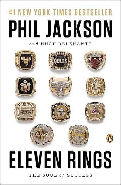 Best Books for Coaches - Phil Jackson
