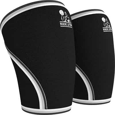 Best Compression Knee Sleeves - Budget Pick