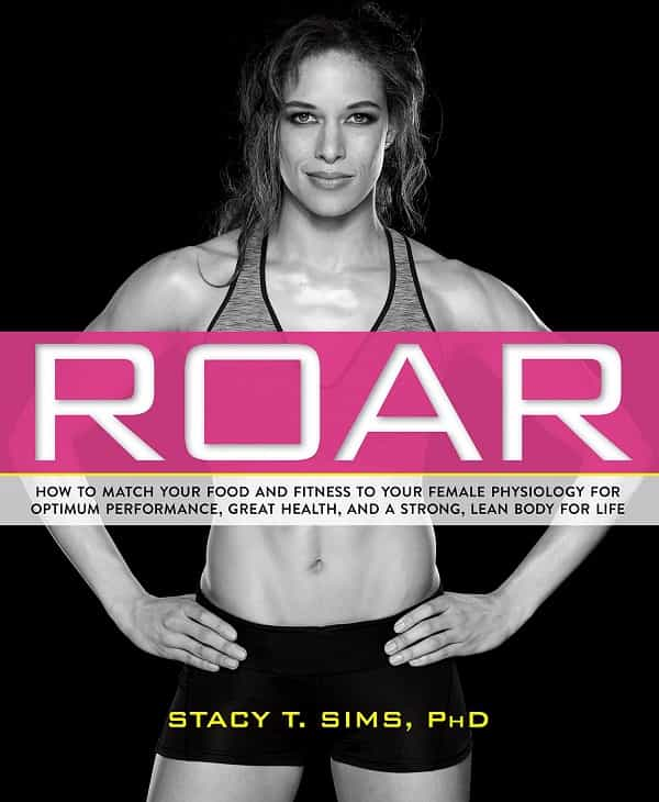 Best Fitness Books for Women - ROAR by Stacy Sims
