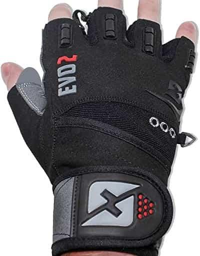 Best Weight Lifting Gloves - Skott Nemesis Evo 2
