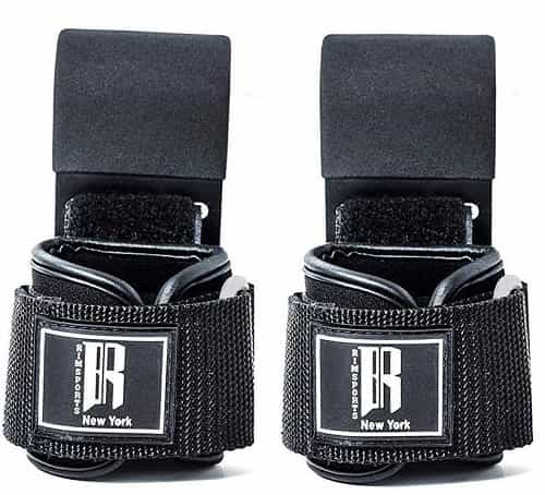 Best Weight Lifting Straps - Hooks - RIMSports