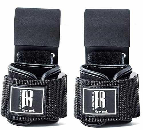 Best Weight Lifting Straps - Hooks - RIMSports