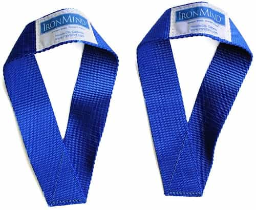 Best Weight Lifting Straps - IronMind Swe-Easy Lifting Straps