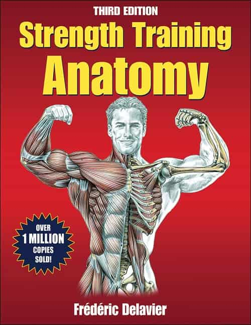 Best Weightlifting Books - Strength Training Anatomy