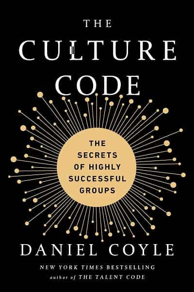 Best for Books for Coaches - Daniel Coyle The Culture Code