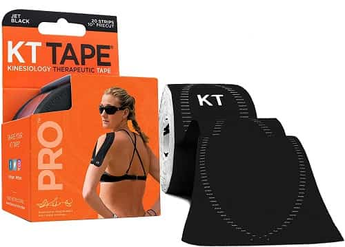 Best kinesiology tape - KT Tape Pro Water-Resistant Tape