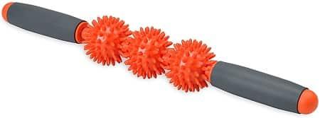 Gaiam Spiked Massage Roller Stick
