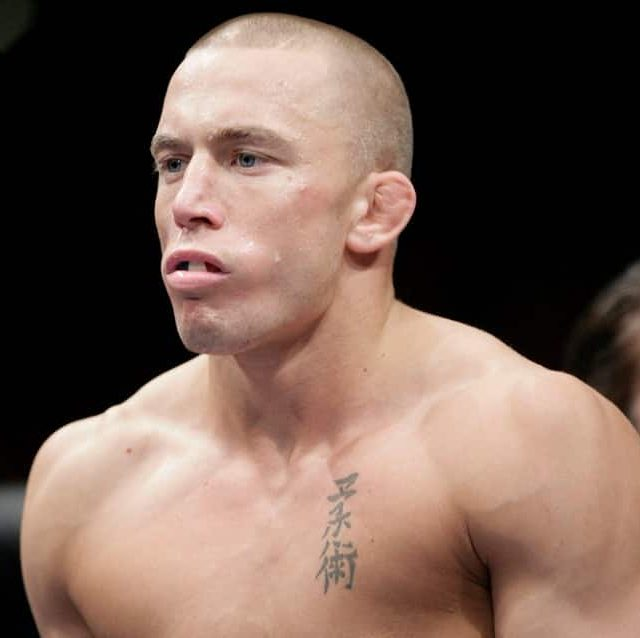 How to Become the Best 10 Things That Made Georges St-Pierre One of the Best Fighters of All Time