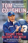 Tom Coughlin - Earn the Right to Win Book Review - Copy
