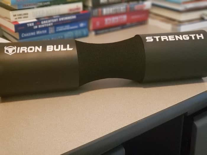 Best Barbell Pad for Hip Thrusters - Iron Bull Strength