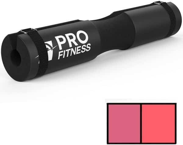 Best Barbell Pad for Hip Thrusters - ProFitness Pad