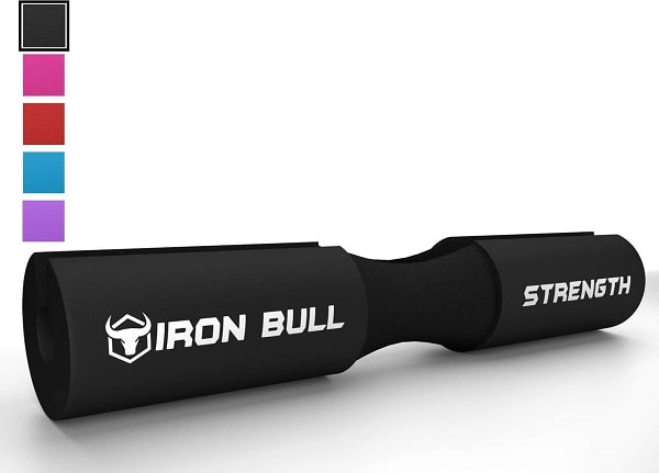 Best Barbell Pads for Hip Thrusts - Iron Bull Strength