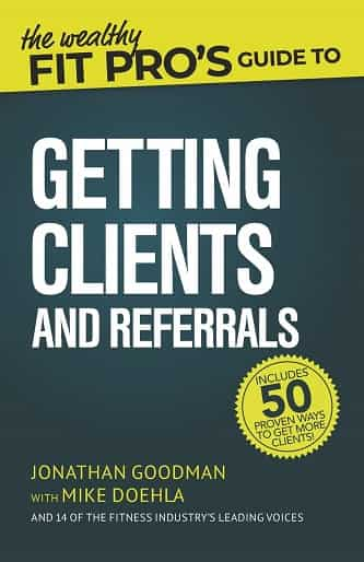 Best Books for Personal Trainers - Getting More Clients and Referrals