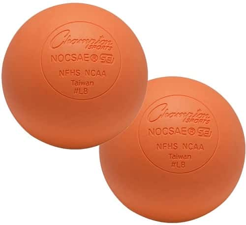 Best Fitness Equipment for People Who Travel - Lacrosse Ball