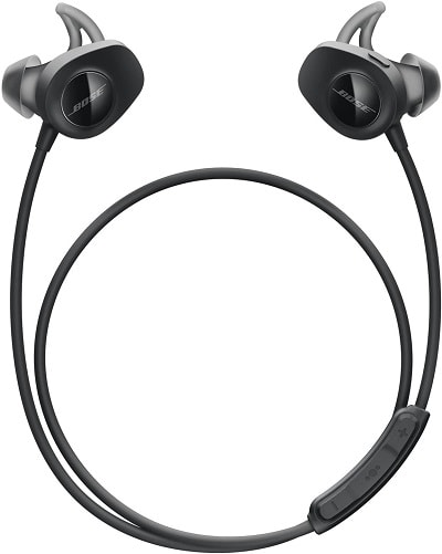 Best Gifts for Gym Rats -- Bose SoundSport Headphones