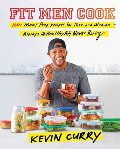Best Meal Prep Books - Fit Men Cook Meal Prep Recipes