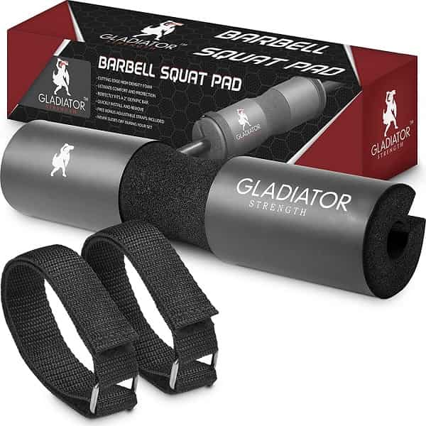 Best Pad for Hip Thrusters - Gladiator Strength