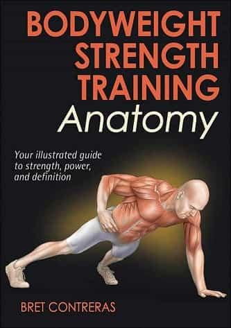 Best books for Trainers - Bodyweight Strength Training Anatomy