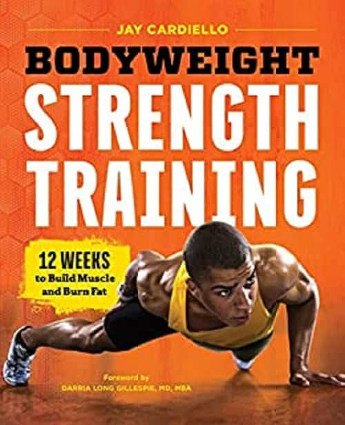 Best books for home workouts - Bodyweight Strength Training